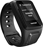 TomTom Spark Cardio + Music - Sport Watches (Black, 40 m, 144 x 168...