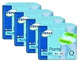 Tena Pants Plus, klein (S) Schutzhosen für mittlere bis starke Blasenschwäche / Inkontinenz, 4er Pack (4 x 10 Stück)