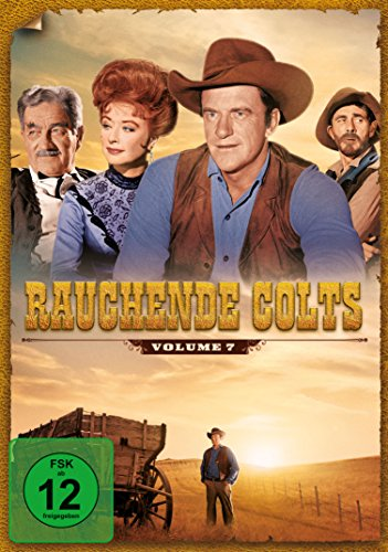 Rauchende Colts - Volume 7 [6 DVDs] (Rauchende Colts)