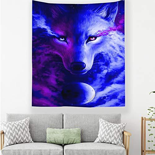 xkjymx Lion Tapestry 211474 100 * 70CM Sottile