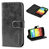 Mulbess LG G2 Case Wallet, Leather Flip Phone Case for LG