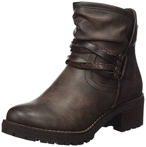 Refresh Botin Sra. C. Marron, Stivaletti Donna, Marrone, 36