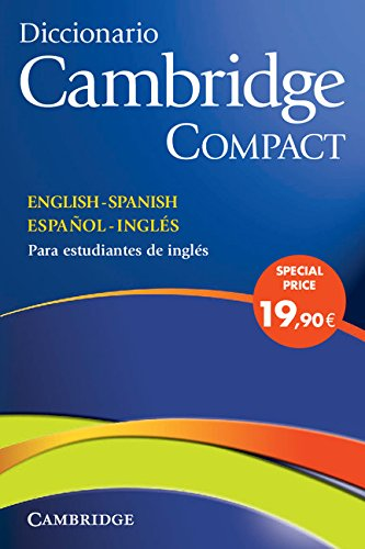 Diccionario Bilingue Cambridge Spanish-English Paperback with CD-ROM Compact Edition por VV.AA.