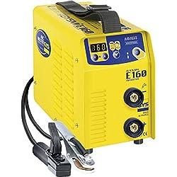 GYS GYSMI E160poste à souder à électrode avec Inverter 10-160à