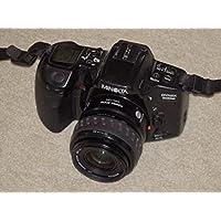 FOTOTECHNIK by LLL Réflex Cámara Minolta Dynax 500si–SLR Camera Incl. Lente–Minolta AF Power Zoom 35–80mm 1: 4(22) Diámetro 49* * Técnica–Geprüft–Funciona–by LLL * *
