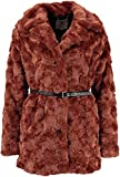 Garcia Damen Webpelz Jacke I70102-129 braun (Dark Rust) Gr.M