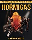 Hormigas: Libro de imágenes asombrosas y datos curiosos sobre los Hormigas para niños (Serie Acuérdate de mí)