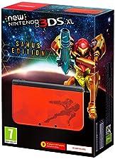Nintendo 3DS XL - Consola De Edición Metroid Samus