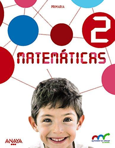 Matemáticas 2. (Con Cuaderno) (Aprender es crecer en conexión)