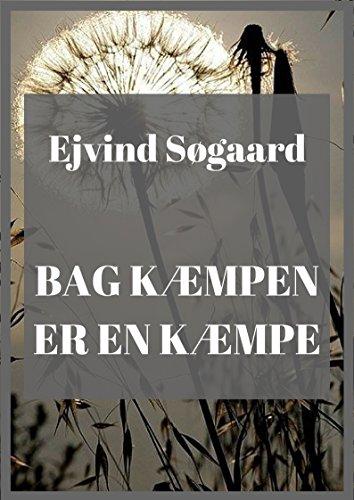 Bag kæmpen er en kæmpe (Danish Edition) por Ejvind  Søgaard