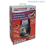 Optimate 4Chargeur de batterie pour voiture et moto 12V 1A–2017