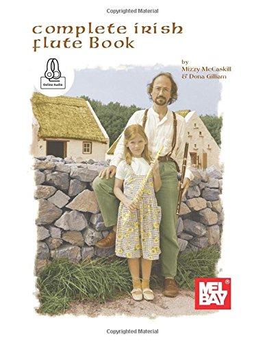 Complete Irish Flute Book por Mizzy McCaskill