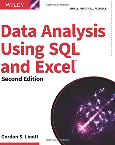 Download PDF] Data Analysis Using SQL and Excel, 2nd Edition