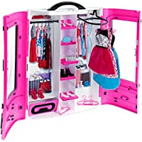 Barbie DMT57 Fashionistas Ultimate Closet