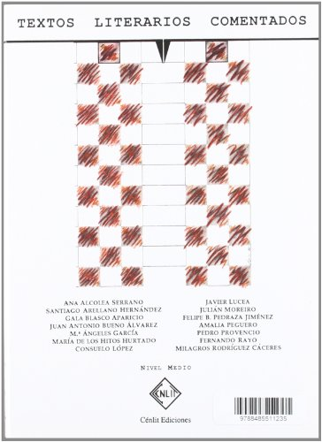 Textos Literarios Comentados (medio) -Gida- por F. Pedraza Jimenez