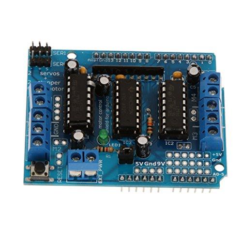 Amazoncom: Motor Drive Controller Board Module L298N