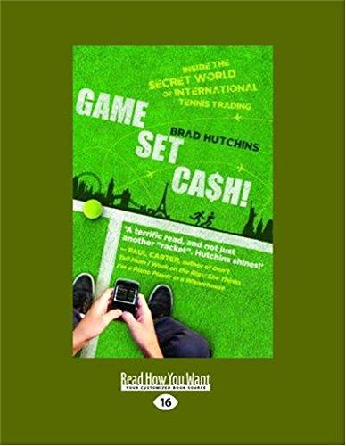 Game, Set, Cash! (Large Print 16pt)
