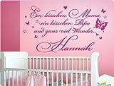 dekodino Ein bisschen Mama, ein bisschen Papa und ganz viel Wunder. Wunschtext