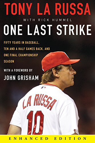 One Last Strike (Enhanced Edition): Fifty Years in Baseball, Ten and a Half Games Back, and One Final Championship Season (English Edition) Louis Cardinals Video
