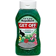 Get Off 2044406 Cat and Dog Repellent Green Crystals - 640 g