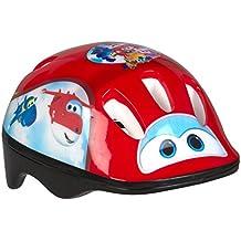 Super Wings - Casco protección para bici, patinete o monopatín (ColorBaby ...