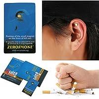 Preisvergleich für Magnet Auricular Quit Smoking Akupressur Patch Keine Zigaretten