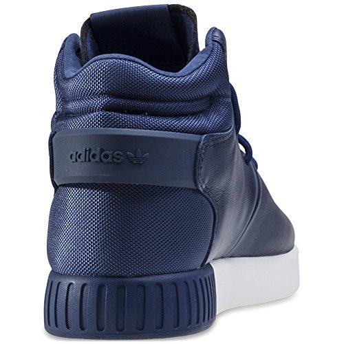 Adidas Tubular Invader Herren Sneaker Schwarz Blau