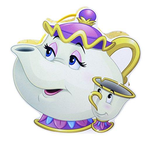 Disney Princesas Mrs Potts beauty teapot Markwins