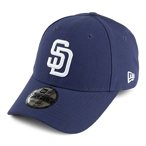 New Era 9FORTY San Diego Padres Baseball Cap - League - Navy