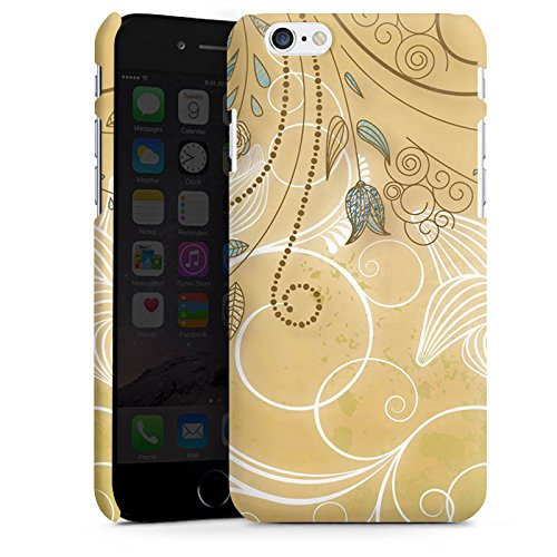 Apple iPhone X Silikon Hülle Case Schutzhülle Tulpe Pastell Floral Premium Case matt