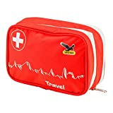 SALEWA Erste-Hilfe-Set First Aid Kit Travel Xl, Dark Red, 20 x 14 x 10 cm, 00-0000002557