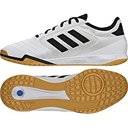 Adidas Copa Tango 18.3, Zapatillas de fútbol Sala para Hombre, Blanco (Ftwbla/Negbás/Ormetr 000), 40 2/3 EU