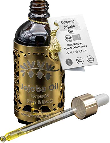 Aceite jojoba - Aceite jojoba 100% puro orgánico