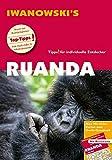 Ruanda - Reiseführer von Iwanowski: Individualreiseführer mit Extra-Reisekarte und Karten-Download - Heiko Hooge