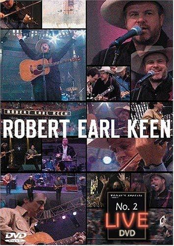 Robert Earl Keen-No. 2 Live (0 Region) [DVD] [2004]