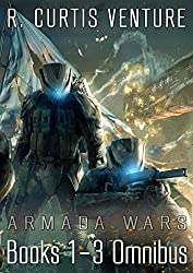 Armada Wars: Books One to Three Omnibus