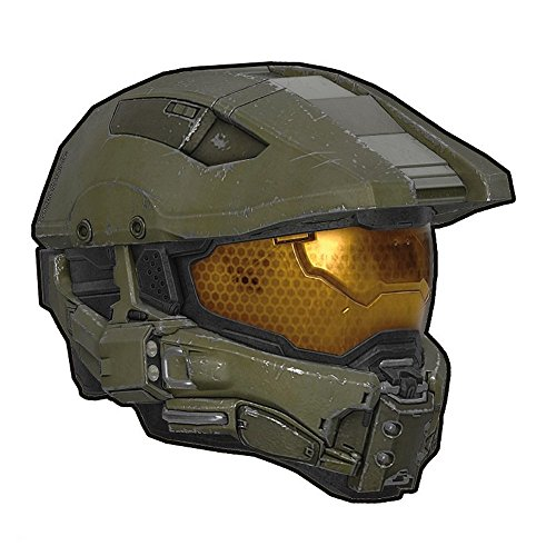 Halo - Master Chief Helm - Mauspad | Offizielles Merchandise (Halo 3-masterchief)