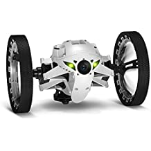 Parrot - MiniDrone Jumping Sumo, color blanco (PF724000AD4H059720)