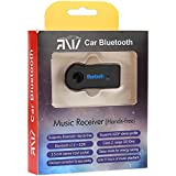 ARNV CB06 Car Wireless Bluetooth Receiver Adapter 3.5mm (AUX Audio Stereo)