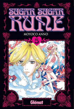 Sugar sugar rune 5 (Shojo Manga)