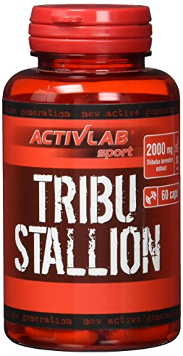 Activlab Tribu Stallion (60 Caps), 1er Pack (1 x 72,60 g)