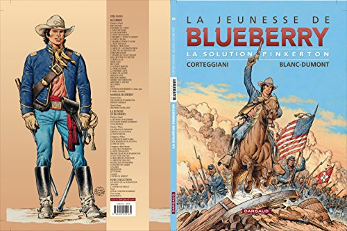 La Jeunesse de Blueberry, tome 10 : La Solution Pinkerton