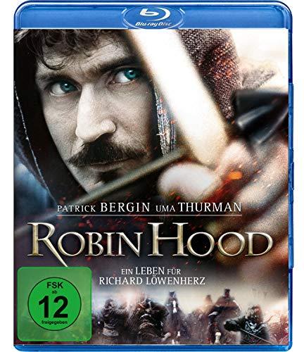 Robin Hood - Ein Leben für Richard Löwenherz [Blu-ray]
