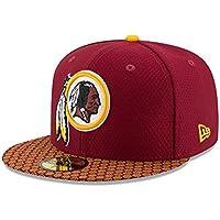 finest selection 48dd7 48cbc New Era 59Fifty Cap - NFL SIDELINE 2017 Washington Redskins