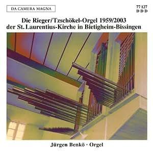 die rieger tzsch kel orgel st laurentius in bietigheim 1959 2003 j rgen benk johann. Black Bedroom Furniture Sets. Home Design Ideas