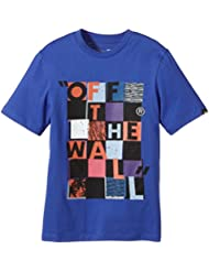 Vans blaster iI t-shirt b checker