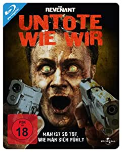 Untote wie wir - Steelbook [Blu-ray] [Limited Edition]