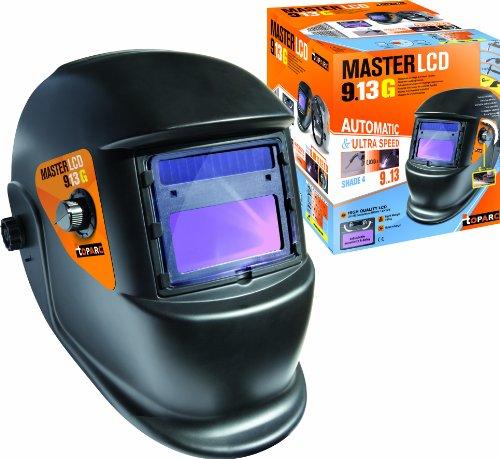 Master lcd al mejor precio de amazon en savemoney gys master lcd 913g casco da saldatore con vetro auto oscurante e tonalit malvernweather Images