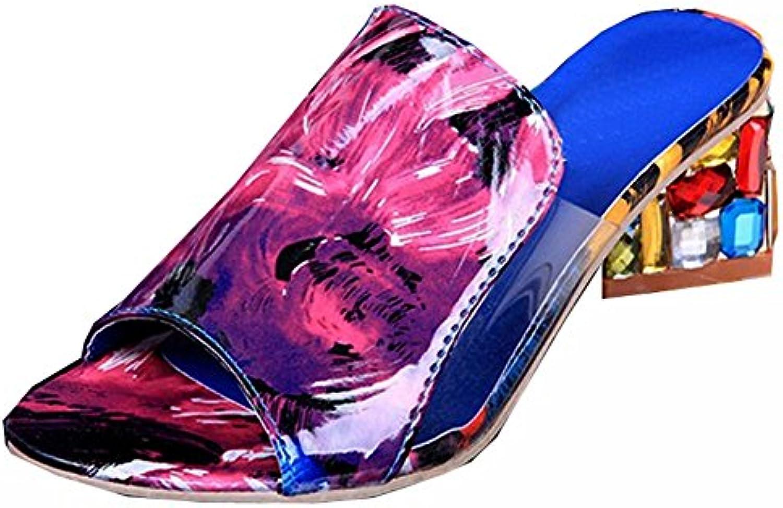 les mode sandales pour femme chaussures 2015 mode les haute wedge, strass, tongs ouvert pantoufle de chaussures sandales dc05a5