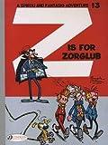 Z Is for Zorglub (Spirou & Fantasio)